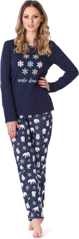 Merry Style Damen Schlafanzug MS10-169