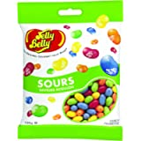 Jelly Belly Sours Jelly Beans, Assorted Sour Flavours, 198-g