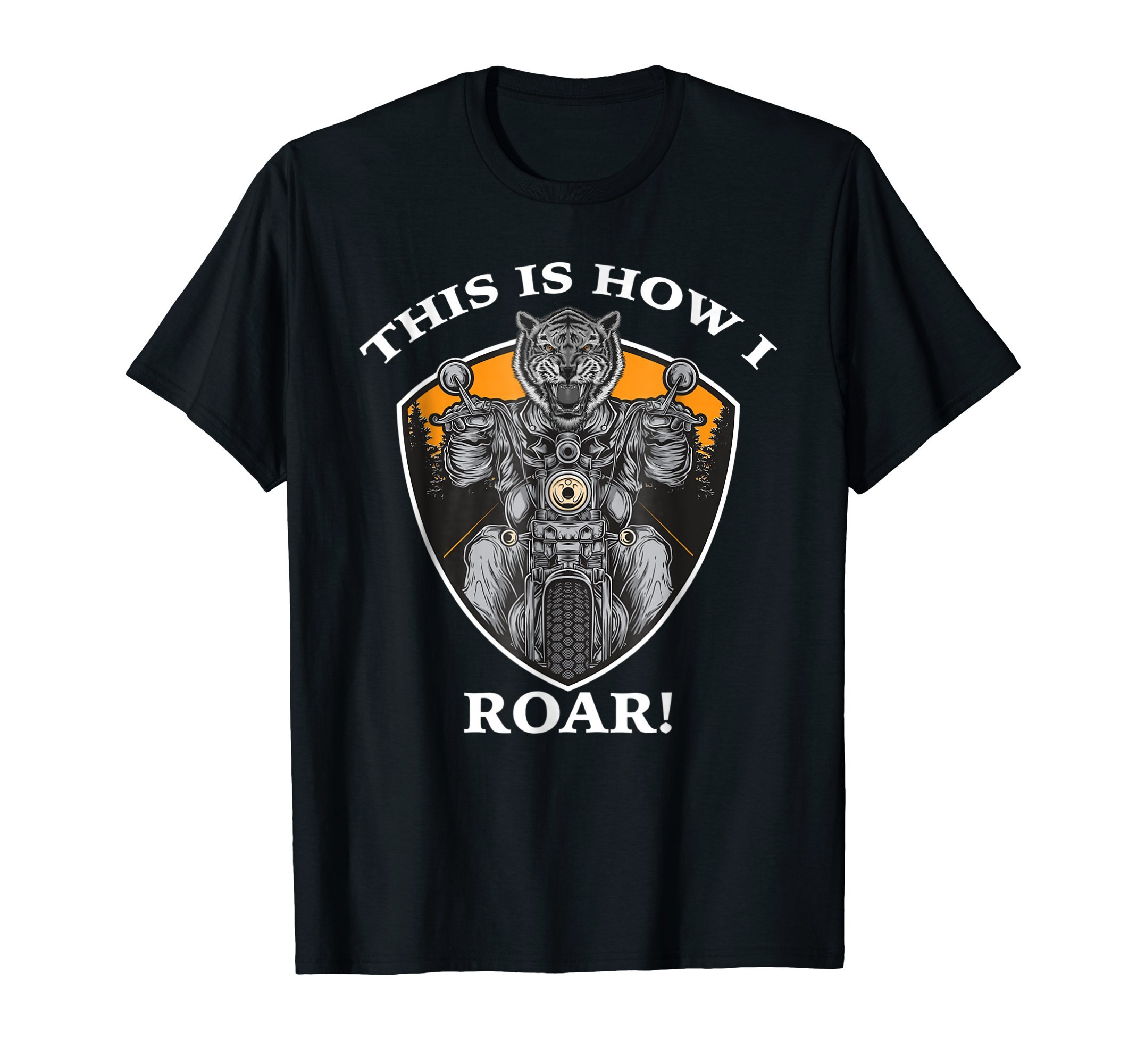 This-is-how-I-ROAR-Motorcycle-Bikers-T-Shirt-Tees-Shirt