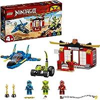 LEGO® NINJAGO® Legacy Fırtına Uçağı Savaşı 71703 Yapım Seti (165 Parça)