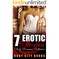 7 Erotic Stories: Dirty Romance Collection