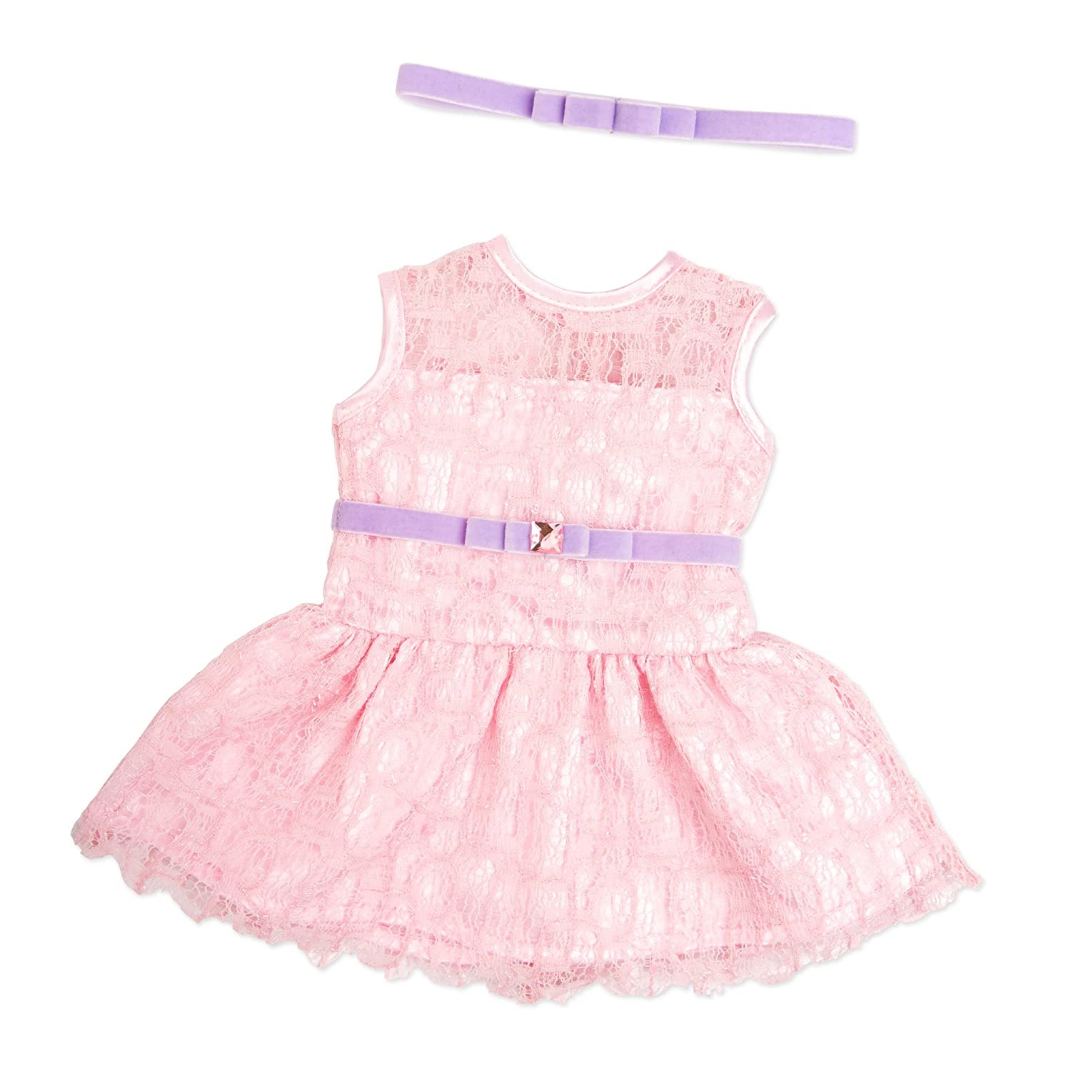 Maplelea/'s Graceful Lace Outfit for 18 Inch Doll