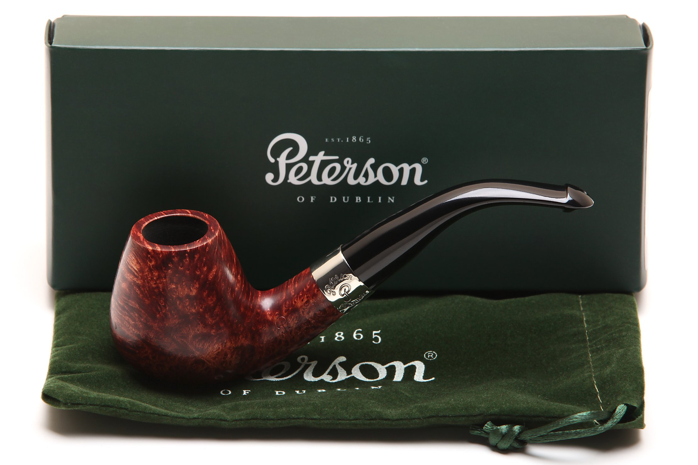 Peterson Aran B11 Tobacco Pipe PLIP
