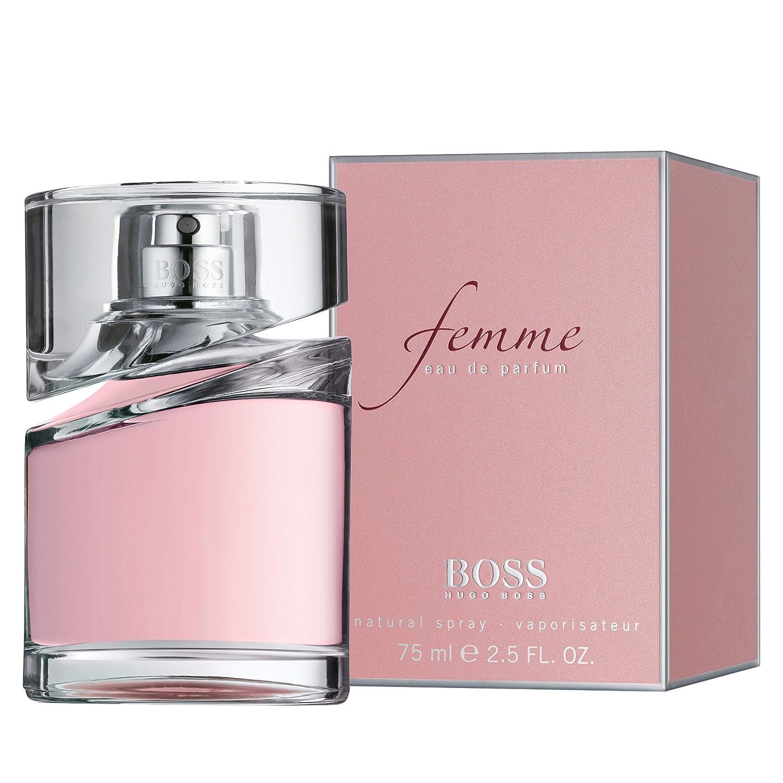 74a281c3801 Hugo Boss FEMME Eau de Parfum, 75ml: Hugo Boss: Amazon.in: Beauty