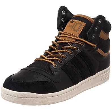 sports shoes d4843 ec883 Adidas Originals Mens Top Ten Hi Retro Sneaker ...