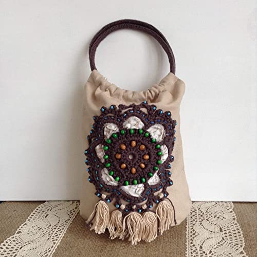 Amazon.com  Boho Purse e07bed78b2190