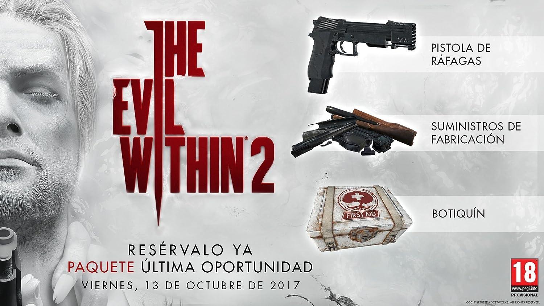 The Evil Within 2: Amazon.es: Videojuegos