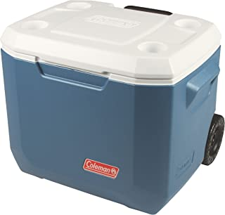 product image for Coleman Portable Cooler with Wheels | Xtreme Wheeled Cooler, 50-Quart