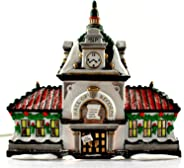 Department 56 North Pole Series Hall of Records 56392