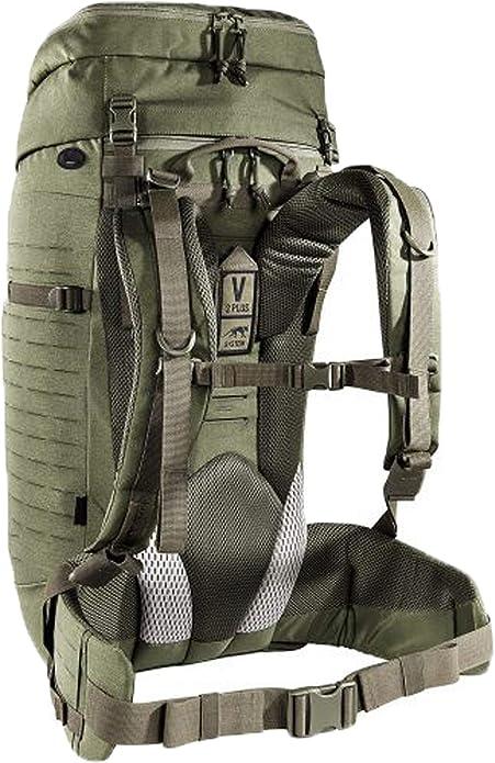 Tasmanian Tiger TT Modular Pack 45+ Mochila de Senderismo Militar Táctica Modular para Trekking Camping Viaje 50L bloqueable: Amazon.es: Deportes y aire libre