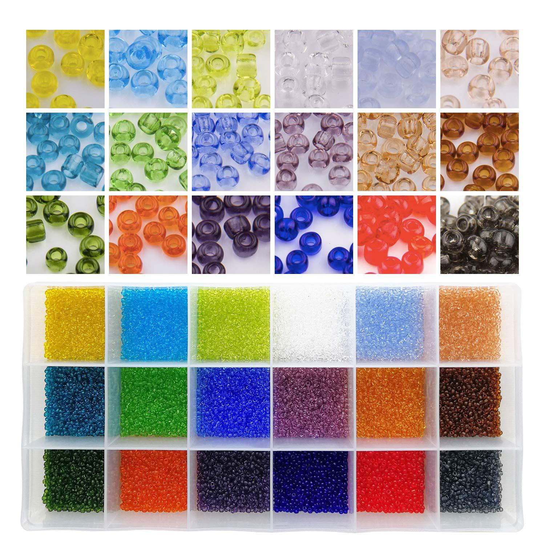 18 Colors - Transparent