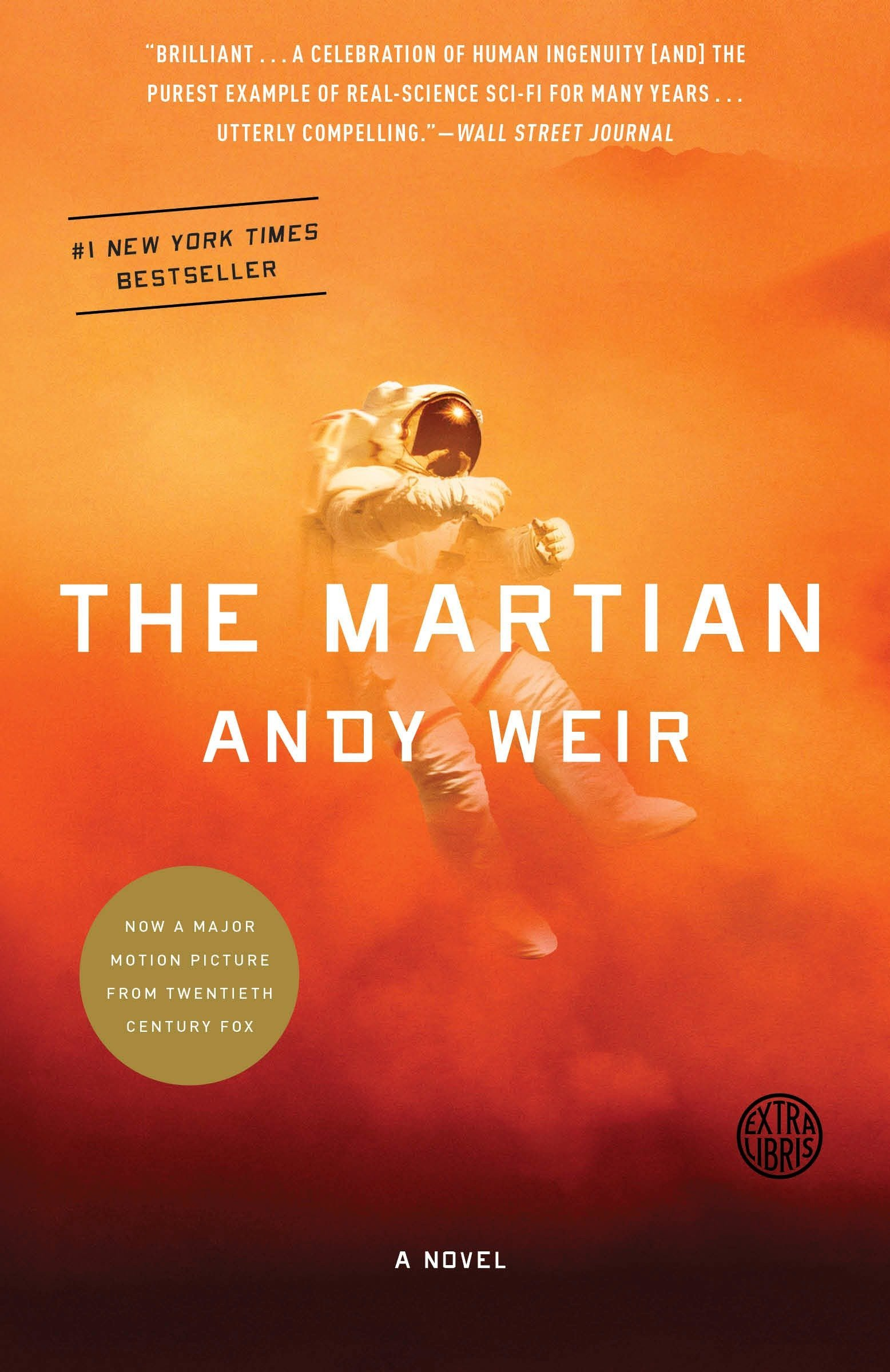 Image result for The Martian, Andy Weir
