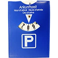 Hp 19941 Zegar Parkingowy Ze sztucznej Skóry, Niebieski