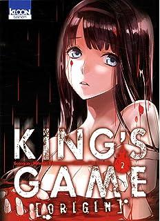 King's Game Origin, Tome 3 : Amazon.co.uk: J-Ta Yamada, Nobuaki ...