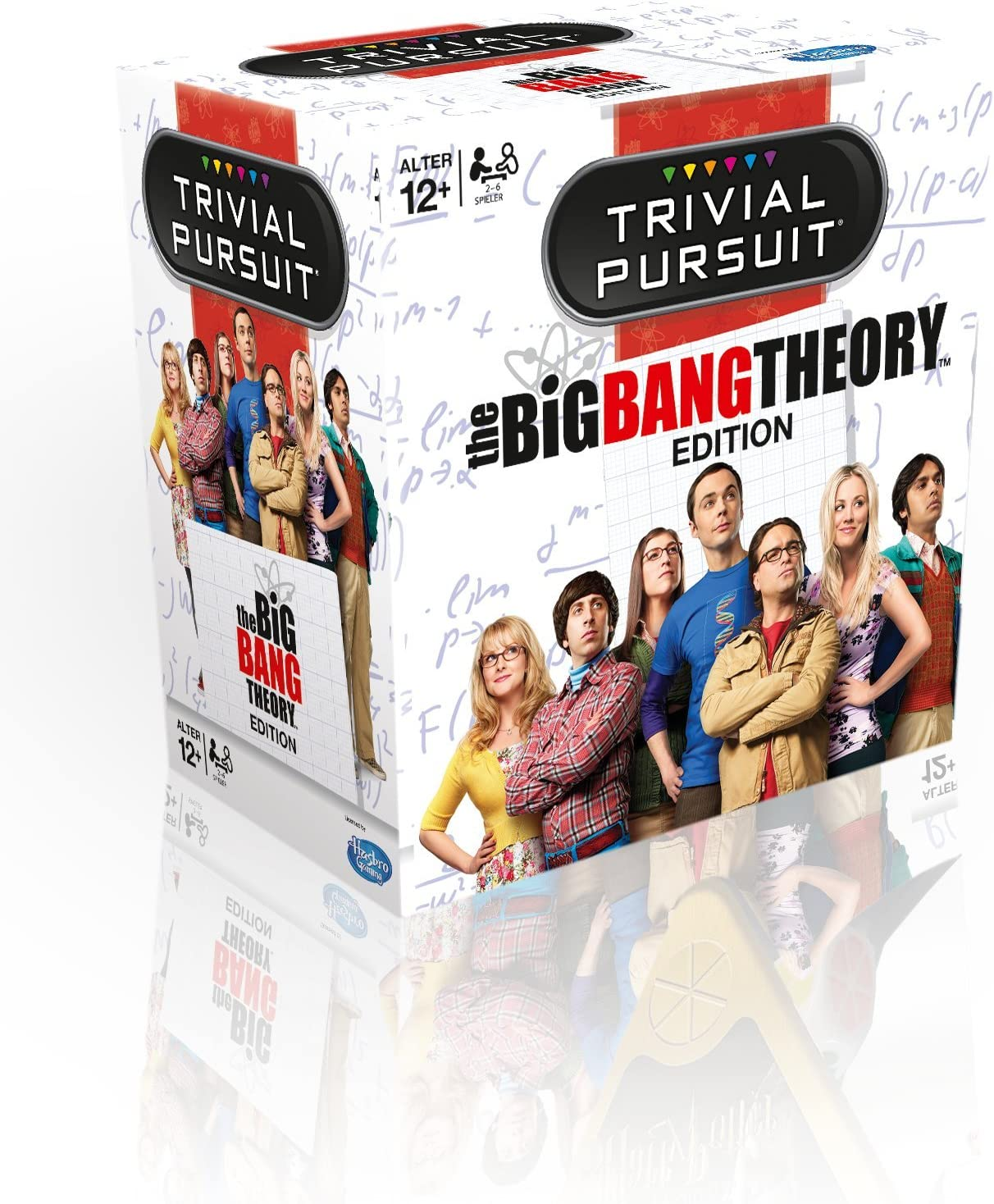Winning Moves Trivial Pursuit The Big Bang Theory Niños y Adultos ...