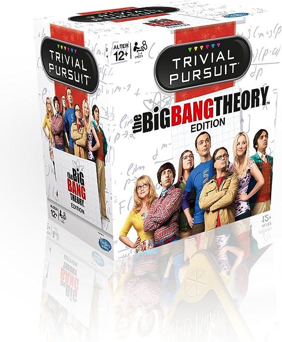 Winning Moves Trivial Pursuit The Big Bang Theory Niños y Adultos Juegos de Preguntas - Juego de Tablero (Juegos de Preguntas, Niños y Adultos, 12 año(s), Alemán, Alemán, 100 Pieza(s)): Amazon.es: Juguetes