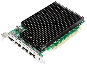 PNY Technologies nVIDIA Quadro NVS 450 Tarjeta gráfica - 512 ...