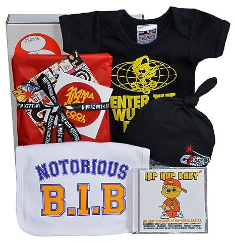 Wu Tang Clan Rap bebé caja de regalo – entrar el Wu Tang – Cochecito de