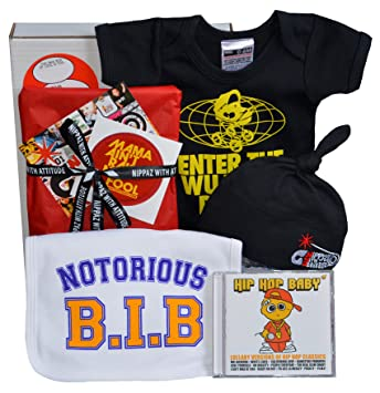 Wu Tang Clan Baby Gift Box. Enter The Wu Tang Pram baby grow ... f3339c56968