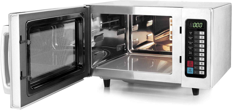 Lacor 1 69325-Horno microondas Profesional Fabricado, 25 L, 1000 W ...