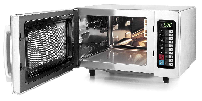 Lacor 1 69325-Horno microondas Profesional Fabricado, 25 L ...