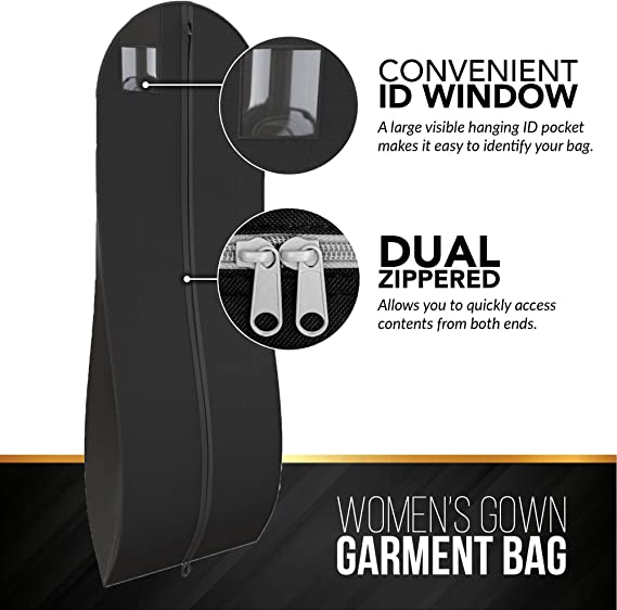 Amazon.com: Bolsas de vestir para mujer – Vestidos de ...