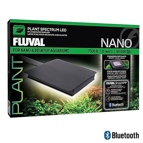 amazon com hagen fluval plant bluetooth nano led aquarium light