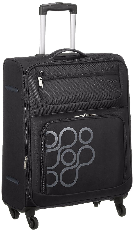 [カメレオン] スーツケース コティ 66L 保証付  ブラック B0777PWRVP