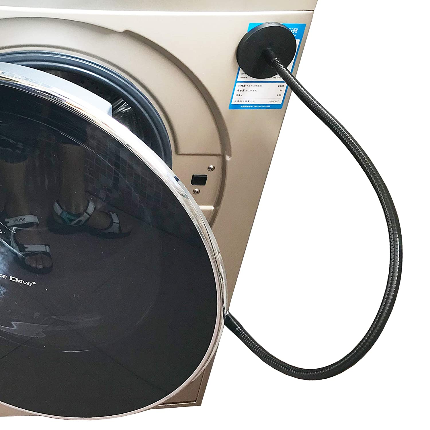 YYST Laundry Keeper to Keep The Washer Clean and Dry - No Washer YI YA SU