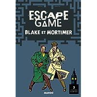 Escape Game Blake et Mortimer