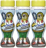 Domino Sugar & Cinnamon Shakers, 3 oz, 3 pk