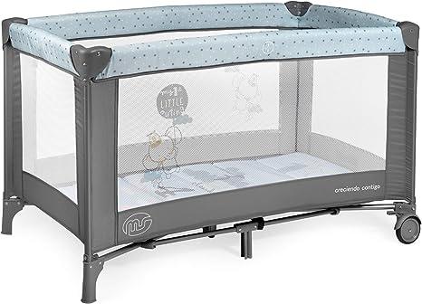 Innovaciones MS - Cuna de viaje 120 x 60 cm, bebe, incluido ...