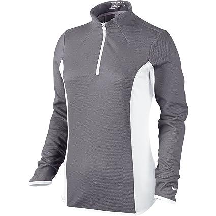 b52e1859164 Amazon.com  NIKE Women s Plus Size Dry Element Flash Running Shirt ...