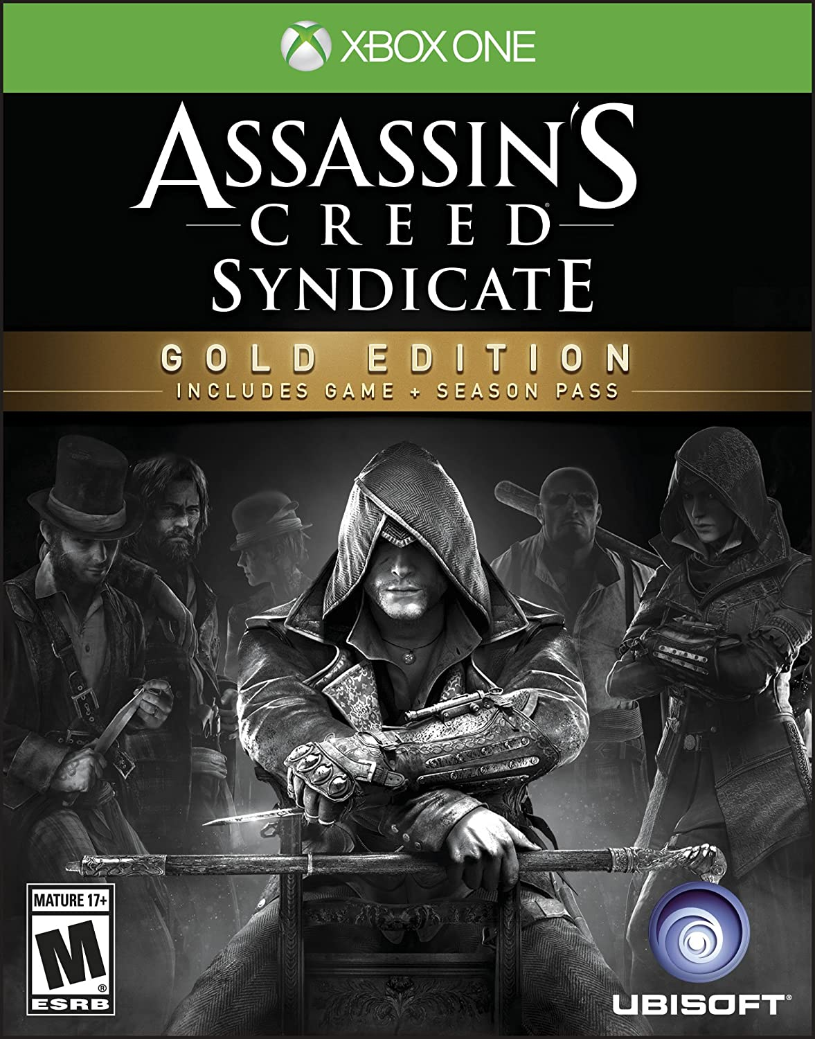 Amazon Com Assassin S Creed Syndicate Gold Edition Xbox One