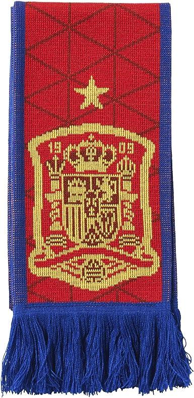 adidas Federación Española de Fútbol Euro 2016 - Bufanda, Color ...