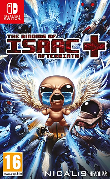 2 opinioni per The Binding of Isaac Afterbirth+- Nintendo Switch- Versione Inglese