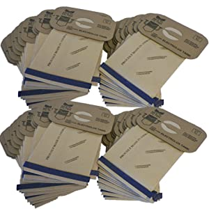48 Electrolux Tank Type C Canister Vacuum Cleaner Bags 4 Ply Made in USA