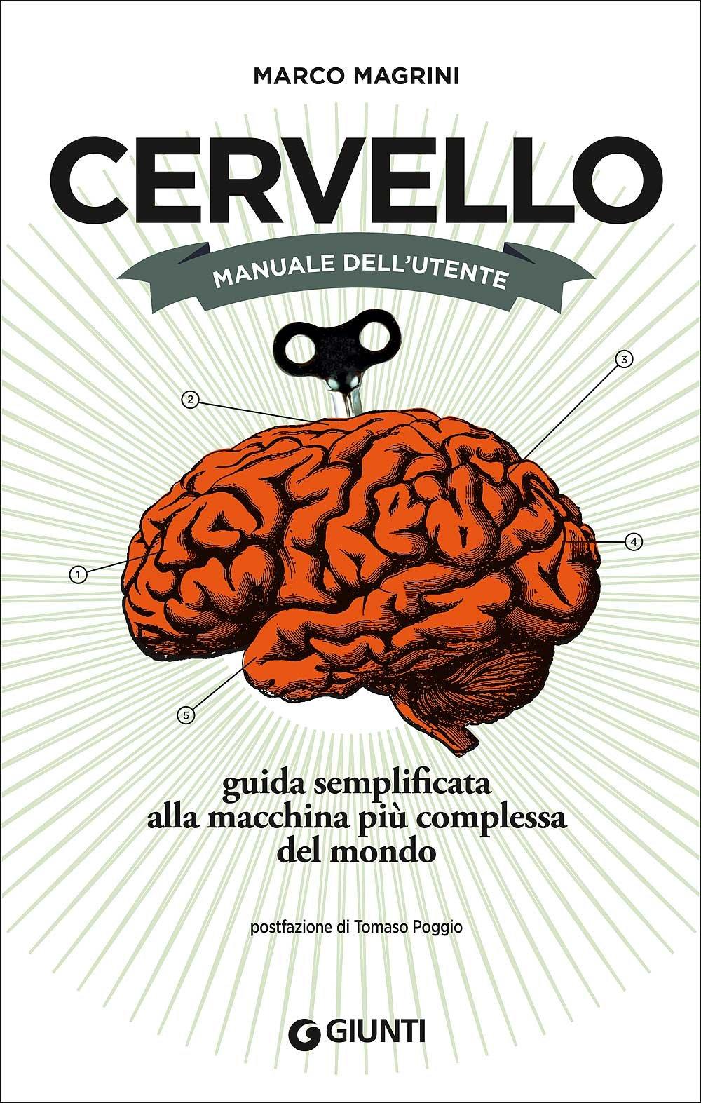 Copertina Libro Cervello. Manuale dell'utente
