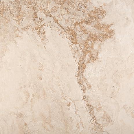 Emser Tile T06travvc1818fh Travertine Chiseled Filled Honed
