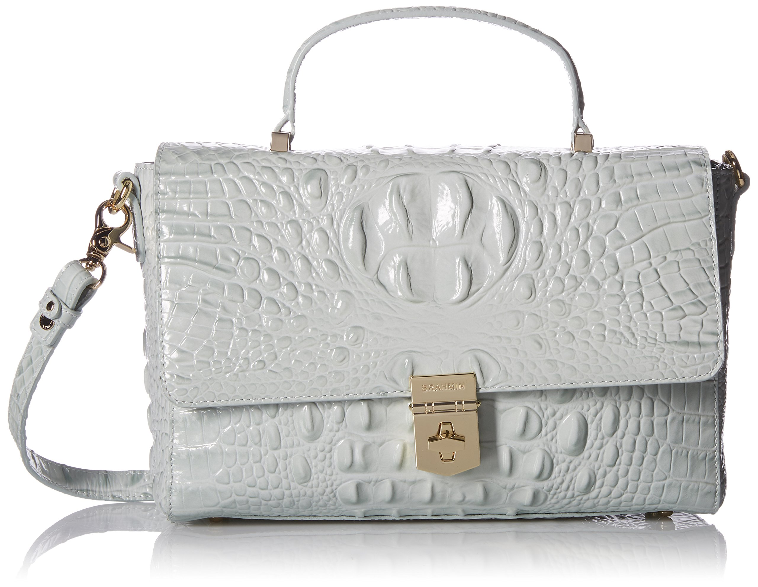 Brahmin Danielle, Sea Glass by Brahmin