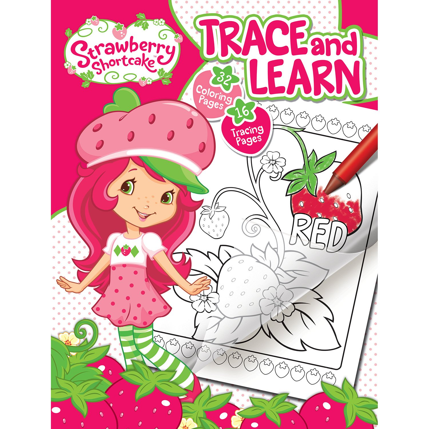 Amazon.com: Shopkins Color & Trace Activity Book: Toys & Games