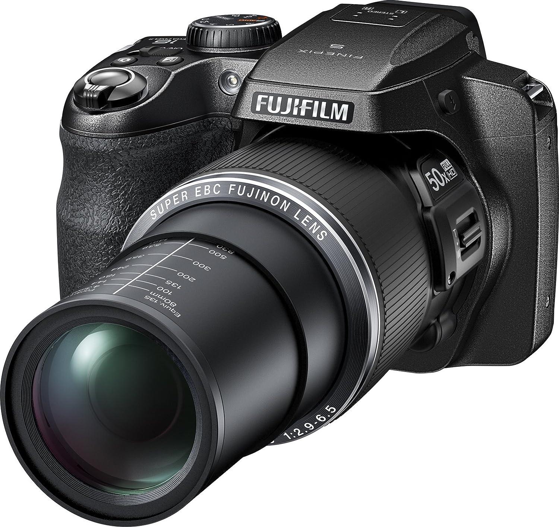 Amazon.com : Fujifilm FinePix S9800 Digital Camera with 3.0-Inch LCD  (Black) : Camera & Photo