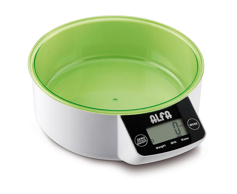 Alfa A794500000 - Báscula de cocina para medir la comida del ...