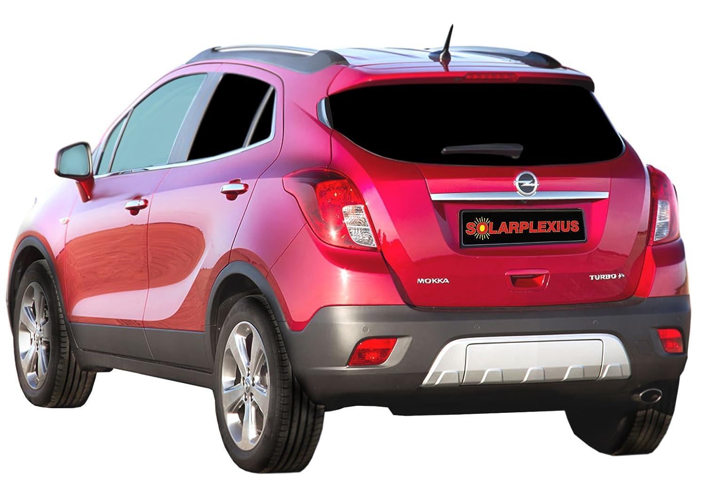 Auto sol protección Opel MokkaVisión bj. a partir de 2012 # 25113 - 5: Amazon.es: Coche y moto