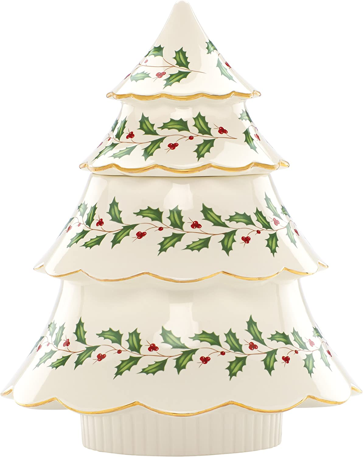 Christmas Tree Cookie Jars