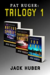 Pat Ruger: Trilogy 1: Books 1-3 of the Pat Ruger Mystery Series (Pat Ruger Trilogies) Kindle Edition