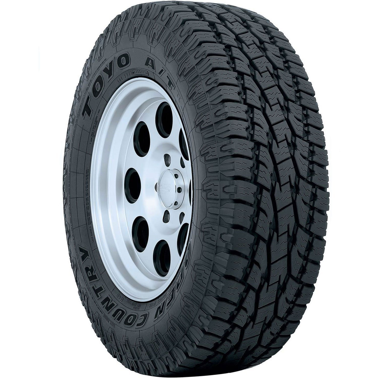 Amazon Toyo Open Country A T II Radial Tire 35 12 5R20