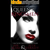 Queen and the Kingsmen: A Dark Reverse Harem Romance (Dark Fantasy Book 3) (English Edition)