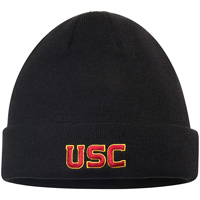 3a76a59fd15 Image Unavailable. Image not available for. Color  USC TROJANS BEANIE