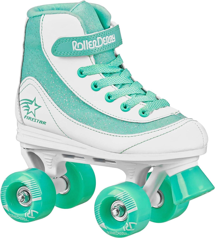 Roller Derby Girls FireStar V2 Quad Skates